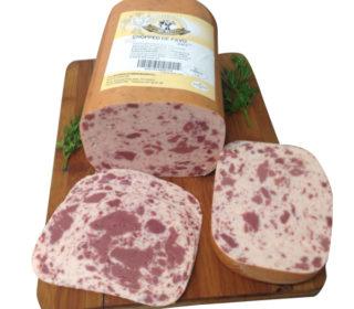 Chopped de pavo El Arriero, 250 g.