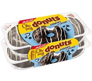Donuts Hnos. Torres Sergio pack-2 un.
