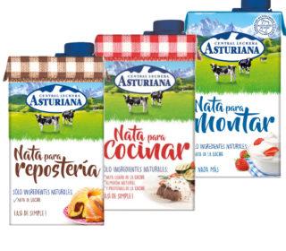 Nata Asturiana 500 ml.