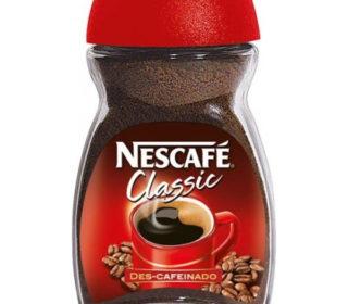 Nescafé descafeinado 50 g.