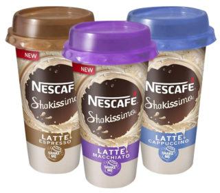Nescafé Shakissimo 190 ml.