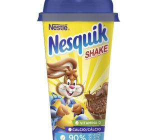 Nesquik shake 190 g.