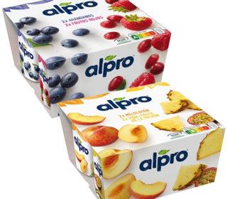 Alpro pack 4×125 g.