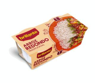 Arroz Brillante redondo pack 2×125 g.