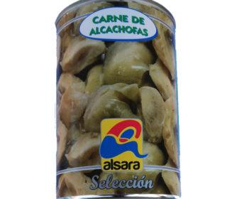 Carne Alcachofas Alsara 240 g.