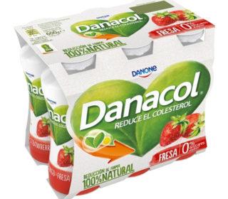 Danacol beber pack 6×100 g.