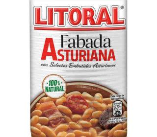 Fabada asturiana Litoral 435 g.