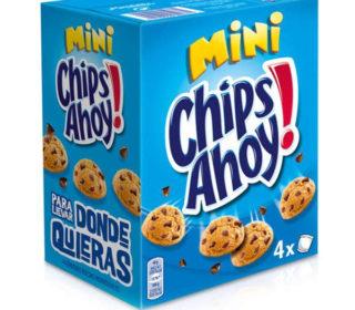 Galletas Chips Ahoy mini 160 g.