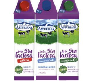 Leche s/lactosa Asturiana L.