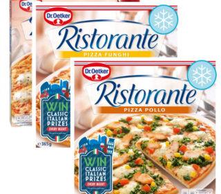 Pizza Ristorante boloñesa 375 g.
