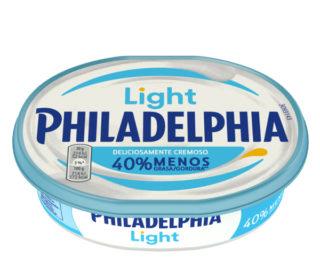 Queso Philadelphia light 200 g.
