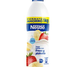 Yogur líquido Nestlé 1 kg.