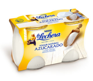 Yogur La Lechera pack 2×125 g.