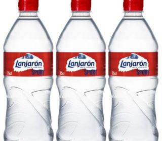 Agua Lanjarón sport 750 ml.