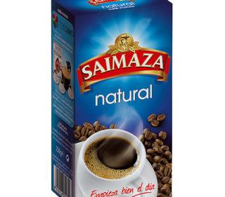 Café natural Saimaza 250 g.
