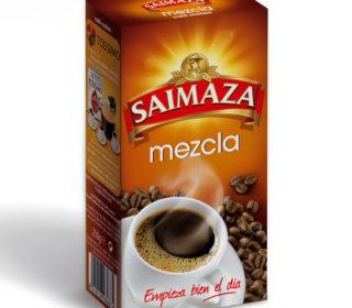 Café mezcla Saimaza 250 g.