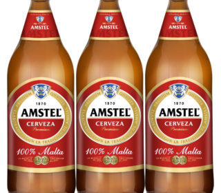 Cerveza Amstel L.