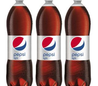 Pepsi Cola light 2 L.