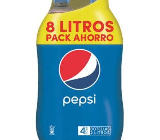Pepsi Cola pack 4×2 L.