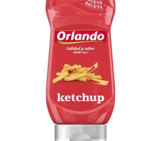 Tomate Ketchup Orlando 265 g.