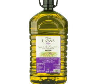Aceite oliva virgen extra O.Hispania 5 L.