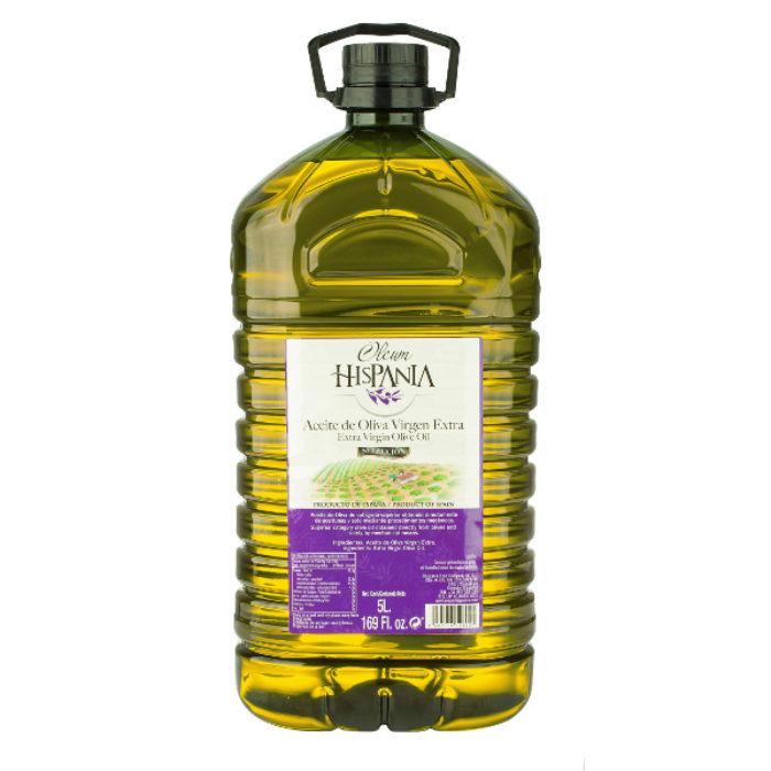 Aceite oliva virgen extra O.Hispania 5 L. - Alcoop