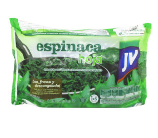 Espinacas J.V. bolsa Kg.