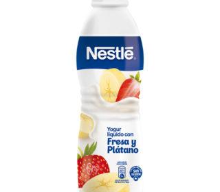 Yogur líquido Nestlé 350 g.