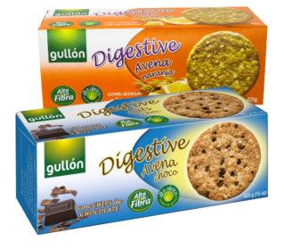 Galletas Gullón Digestive 240 g.