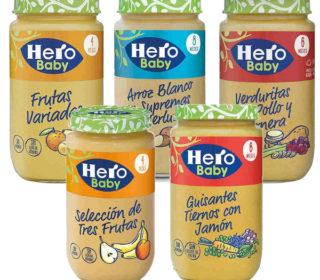 Tarrito Hero Baby 235 g.