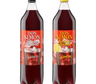 Tinto verano Don Simón 1.5 L. (clásico o limón)