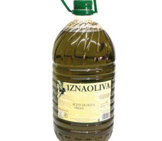 Aceite oliva virgen Iznaoliva 5 L.