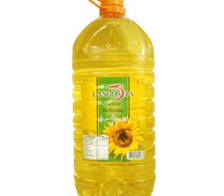 Aceite girasol Langosta 5 L.