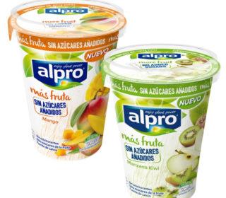 Alpro s/azúcar 400 ml. mango