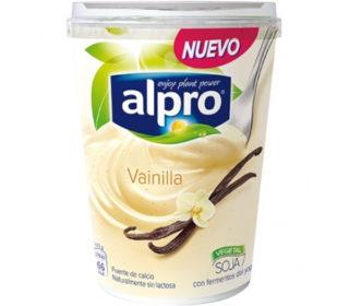 Alpro Big Pot vainilla 500 g.