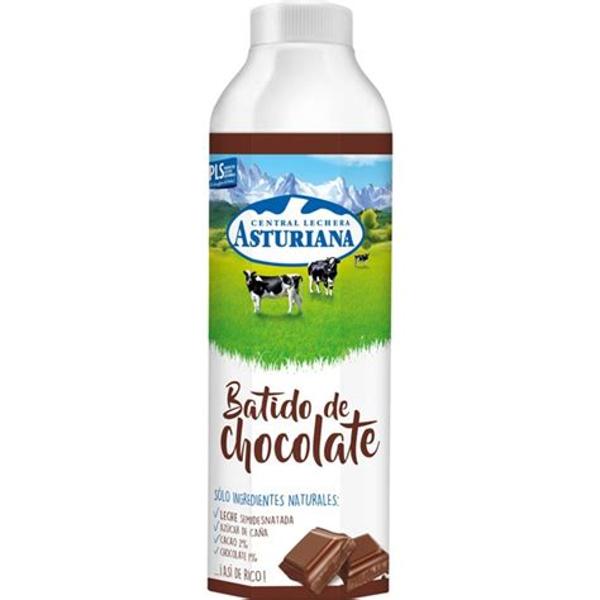 Batido cacao Asturiana L.