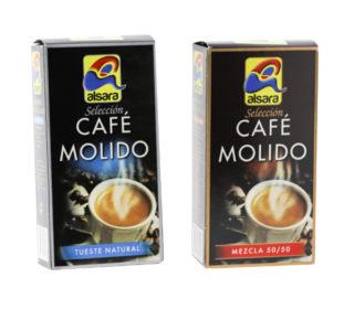 Café Alsara 250 g. (natural o mezcla)