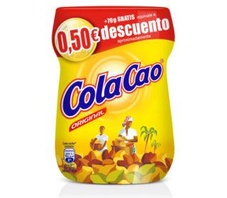 Cola Cao 390+70 g.