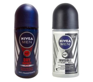 Desodorante Nivea for men rollon 50 ml.