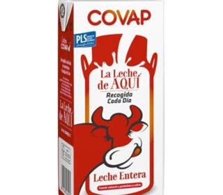 Leche Covap entera L.