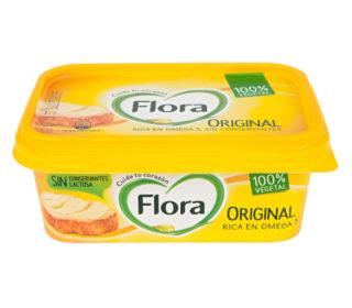 Margarina Flora 250 g.