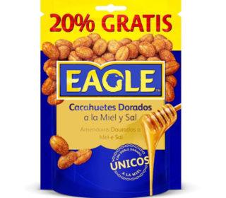 Peanuts Bimbo 75 g.+20%