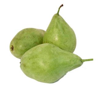 Peras blanquilla, Kg.