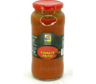 Tomate frito Alsara frasco 560 g.