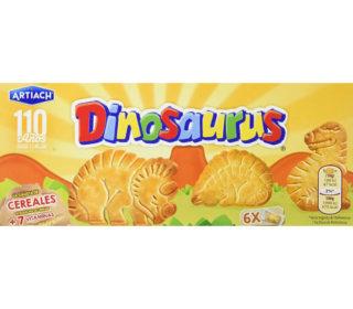 Galletas Lu Dinosaurus 185 g.