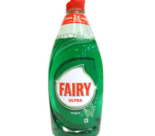 Lavavajillas Fairy original 480 ml.