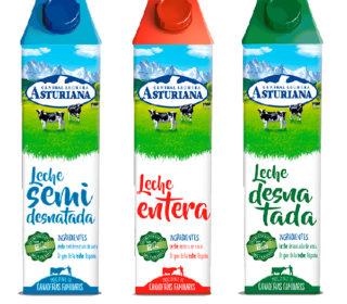 Leche Asturiana L.