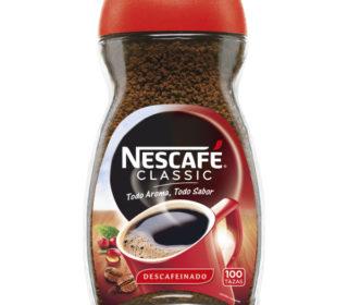 Nescafé descafeinado 200 g.