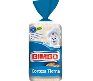 Pan corteza blanca Bimbo 500 g.