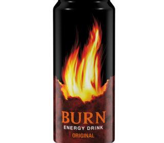 Bebida energética Burn original 50 cl.